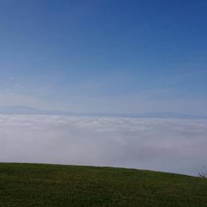 十分一山の雲海2020