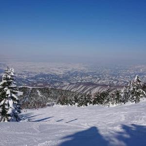 天元台スキー場でレッスン(エピローグ)