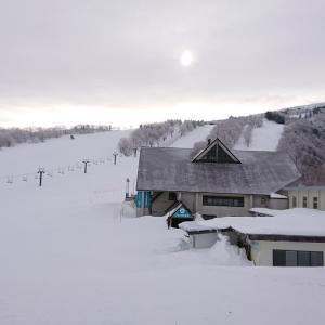 レッスン4天元台スキー場2021
