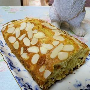 手づくりリンゴジャムでアップルパイとりんごパウンドケーキを