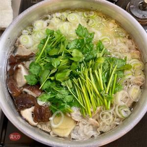 豚豆腐(芹)