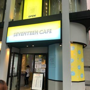 【KPOP】SEVENTEEN Cafeに行ってきました