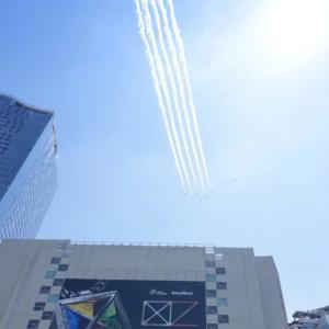 ブルーインパルスはいつ?東京オリンピック開会式は20時!