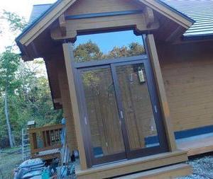 「薪小屋」づくり・その2