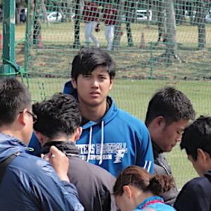 MLBホームランダービー(大谷翔平)