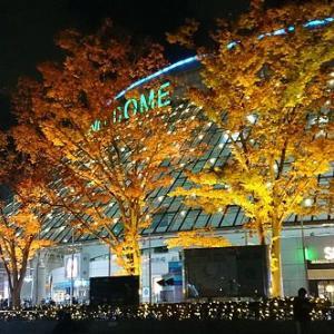 黄金の東京ドーム