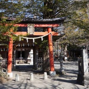 忍野八海~忍草浅間神社とお宮橋
