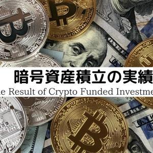 暗号資産積立の実績をご紹介(2020年10月24日)
