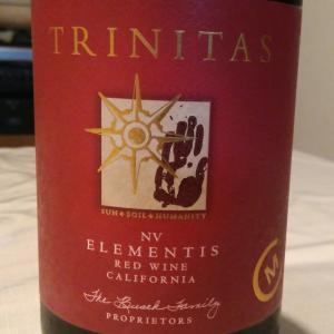 TRINITAS ELEMENTIS RED NV