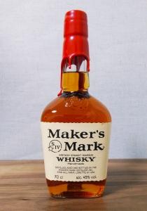 Maker's Mark -KENTUCKY STRAIGHT BOURBON WHISKY Handmate