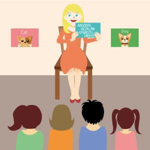 子供を英会話教室に通わせるのは意味がないのかどうか?