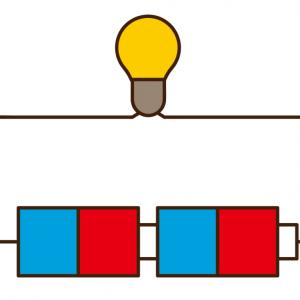 オンライン授業版「電池のはたらき」1 実験を先に行い、ノートでまとめるのはあとから