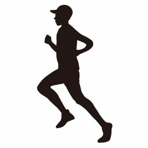 孤独のマラソンランナー