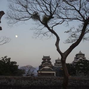 熊本の夕景