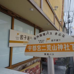 二荒山神社と餃子通り 〜宇都宮の思い出2〜