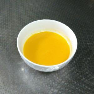 「 バターナッツパンプキンのスープ 」(レシピあり)