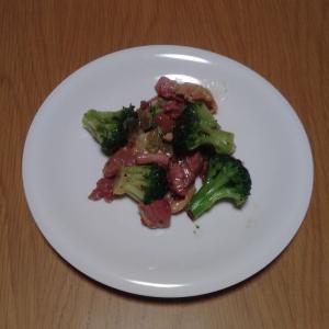 簡単にできる「鶏肉とブロッコリーのイタリアン」