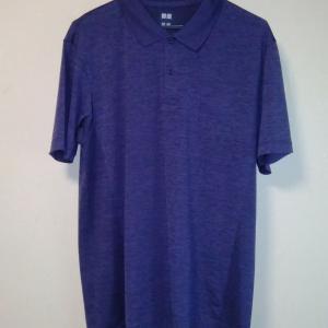ユニクロのポロシャツ(期間限定価格)を購入