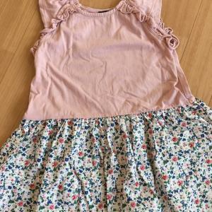 今日の通学服♢去年購入の、グリーンレーベルのワンピース☆彡