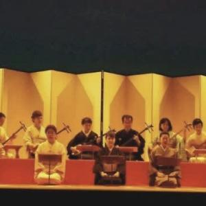 第9回「かながわ 端唄・小唄の集い」演奏会