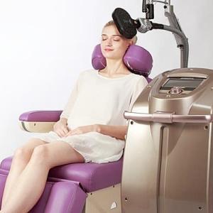 鬱との闘い②ついに最新型磁気治療器rーTMSを受ける