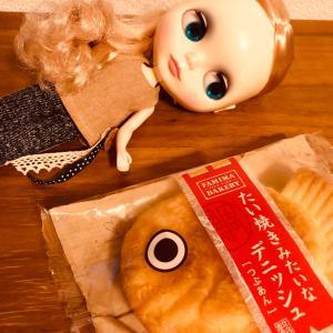 ファミマのたい焼きパン