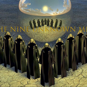 秘密結社の頂点ナイン・アンノウン・メンとは?選ばれし謎の9人と9冊の門外不出の書