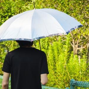 日傘でコロナ感染防止になる?早くも熱中症の危険が迫る夏日に注意すること。