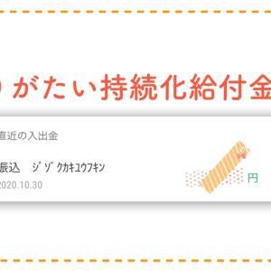 「持続化給付金」オンライン申請、まさかの【修正依頼】が!再申請後7日で振り込まれました。