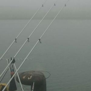 令和元年、最初の投げ釣り。
