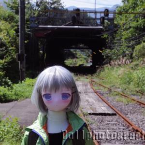 奥羽本線スイッチバック遺構巡り(2)板谷駅