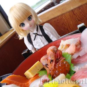 ヤマサ水産の海鮮丼(那珂湊)