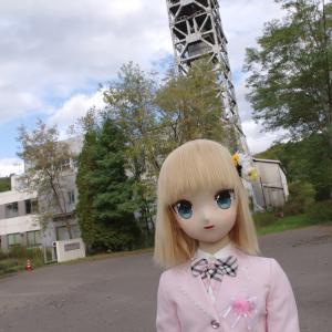 地下無重力実験センター跡(三井砂川炭鉱跡)
