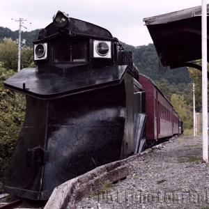 三菱大夕張鉄道 車両保存地(1)