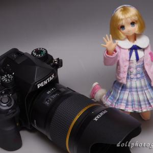 「HD PENTAX-D FA★50mmF1.4 SDM AW」レビュー