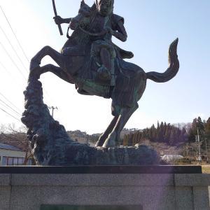 直江津→春日山城