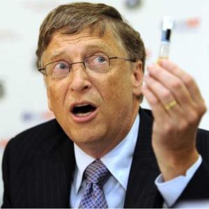 ビル・ゲイツはコロナウイルスを予言