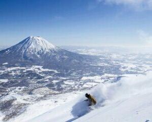 🐻記録的少雪でスキー利用客遠のく❕【北海道内一部スキー場】【ニセコ】