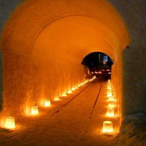 🐻来年の⛄小樽雪あかりの路❄の開催は感染収束が条件に❕