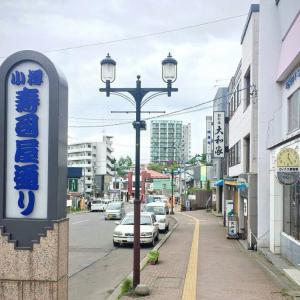 🐻厳しい現実が続く❗小樽寿司屋通り