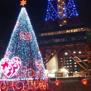 🐻札幌ホワイトイルミネーション11月20日より開始❕