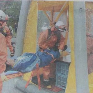 🐻初の広域災害訓練❕【小樽市消防本部】