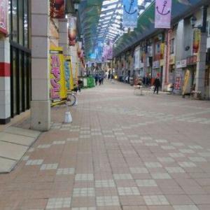 🐻小樽市中心部商店街の6・9月の通行量調査❕34%減少❕