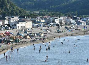 🐻小樽・石狩の各海水浴場6/25を皮切りに順次開設❕