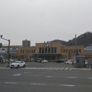 🐻緊急事態宣言が20日に解除で小樽市が《全面解除》に慎重❕&小樽駅の利用状況❕