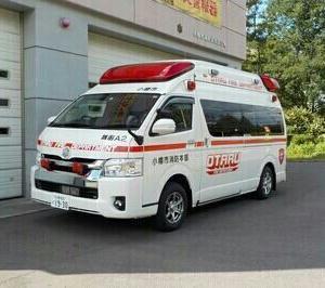 🐻小樽でも救急搬送困難増加❕コロナ対応医療機関切迫❕