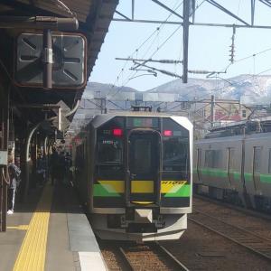🐻JR函館線小樽~長万部間2020年度収支営業赤字28億円過去最大❕