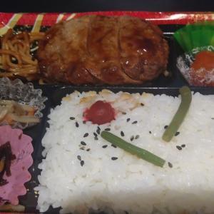 🐻ハンバーグ弁当 【ドン・キホーテ】