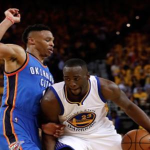 NBA選手がドレイモンドグリーンとウェストブルックを過大評価として投票