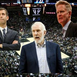 NBA選手が一緒にプレイしたいと思うコーチランキング